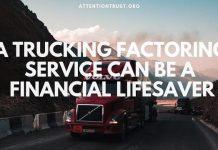Trucking Factoring Service