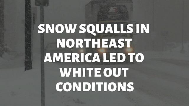 Snow Squalls