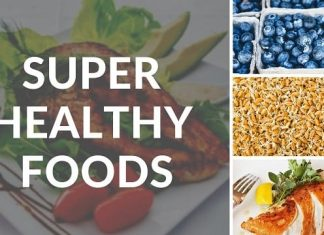 Super Healthy Foods