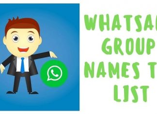 Whatsapp Group Names List [Cool Group Names] - Attention Trust