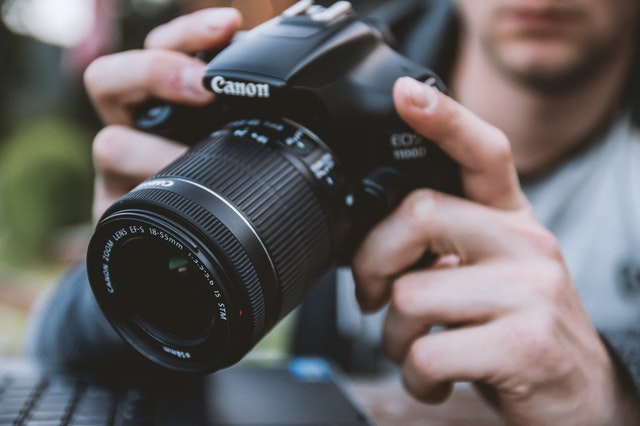 Camera - valentine's day gift ideas for husband