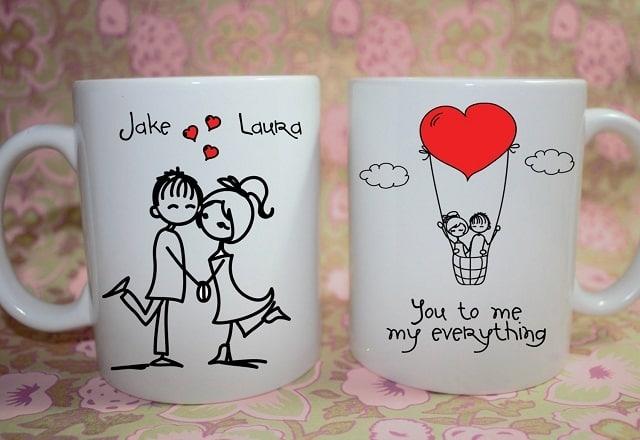 Love Mug - valentine's day gift ideas for boyfriend