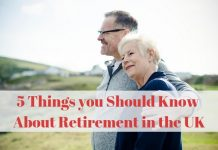 Retirement in the UK