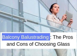 Balcony Balustrading
