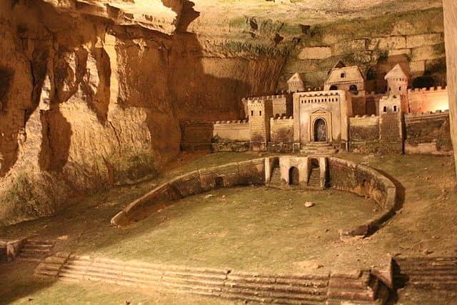 Catacombs Of Paris - famous places in paris