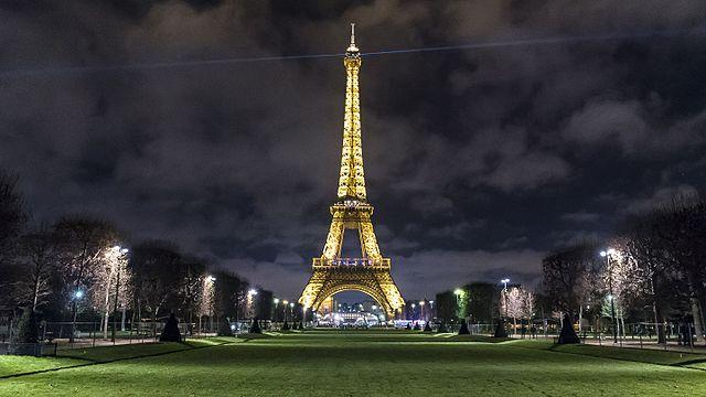 Eiffel Tower - Famous Places in Paris