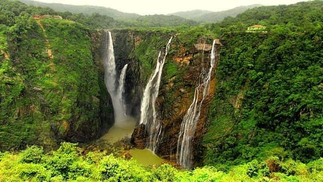 Jog Falls - most beautiful waterfall in the world