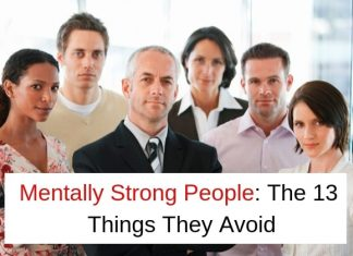 Mentally Strong People
