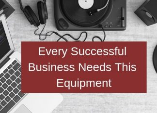 Successful Business Equipment