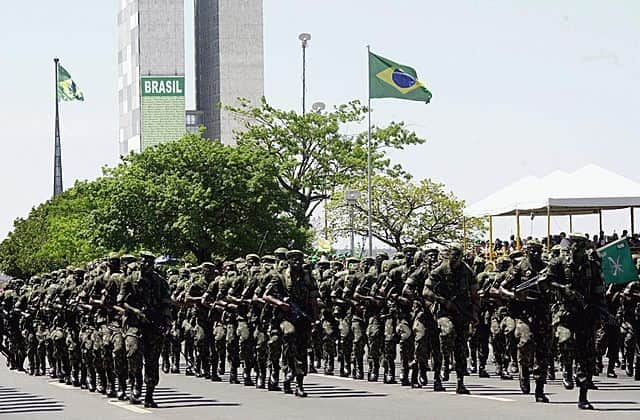 Brazil - best army in the world