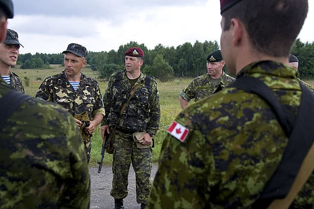 Canada - best army in the world