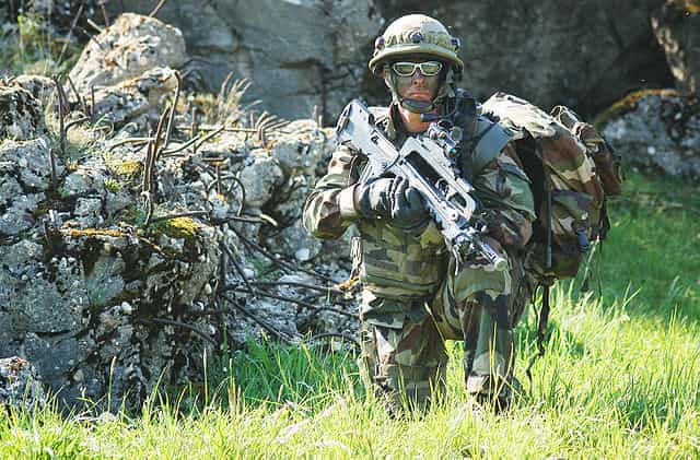 France - best army in the world