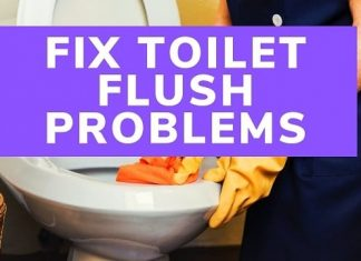Toilet Flush Problems