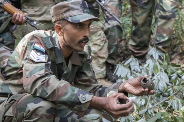 India - most powerful army in the world