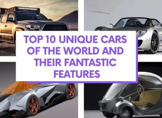 UNIQUE CARS