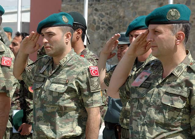 Turkey - One of Best Armies in the world