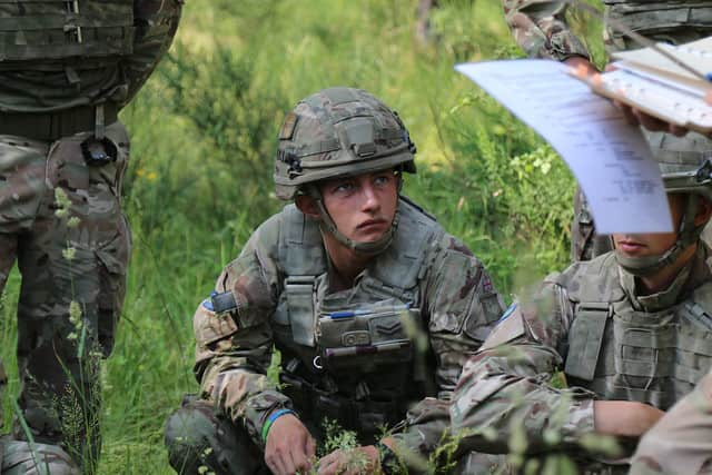 United Kingdom - top army in the world 2019