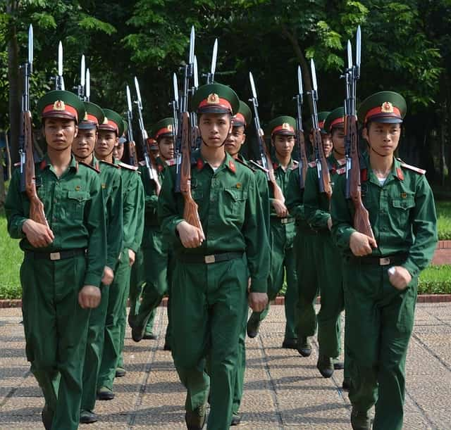 Vietnam - most powerful army in the world