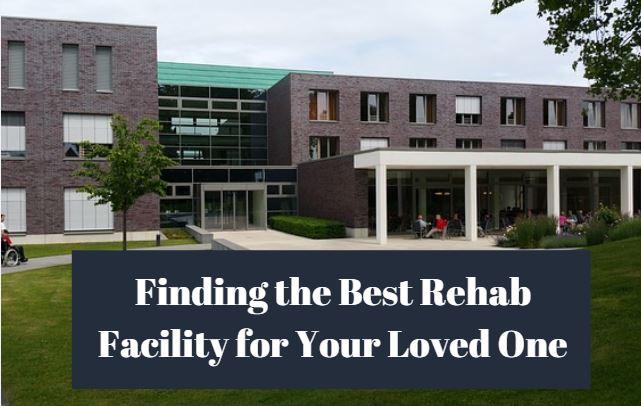 Rehab facility