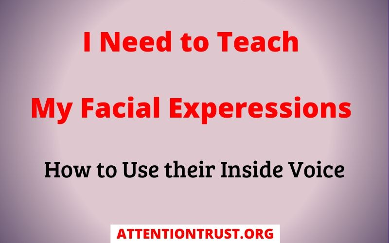 I Need to teach my facial experessions. How to use inside their voice.