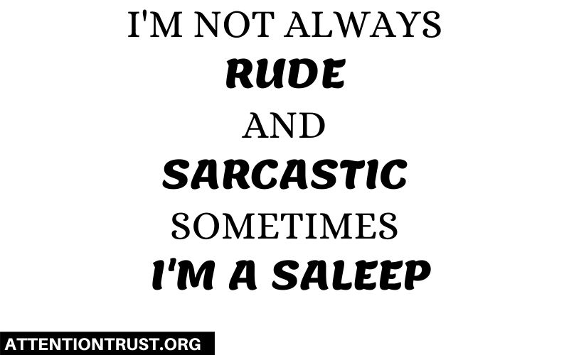 120 Best And Funny Sarcastic Quotes Sarcasm Sayings
