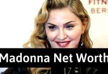 Madonna Net Worth
