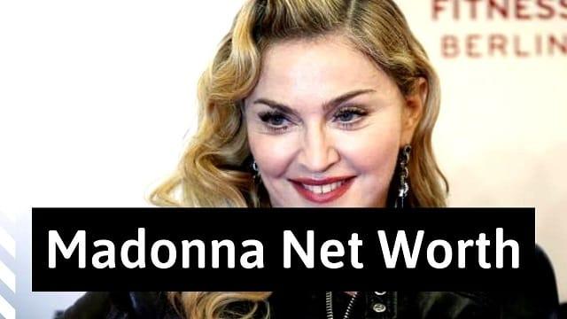 Madonna Net Worth ($850 Million): Queen of Pop - Attention ...