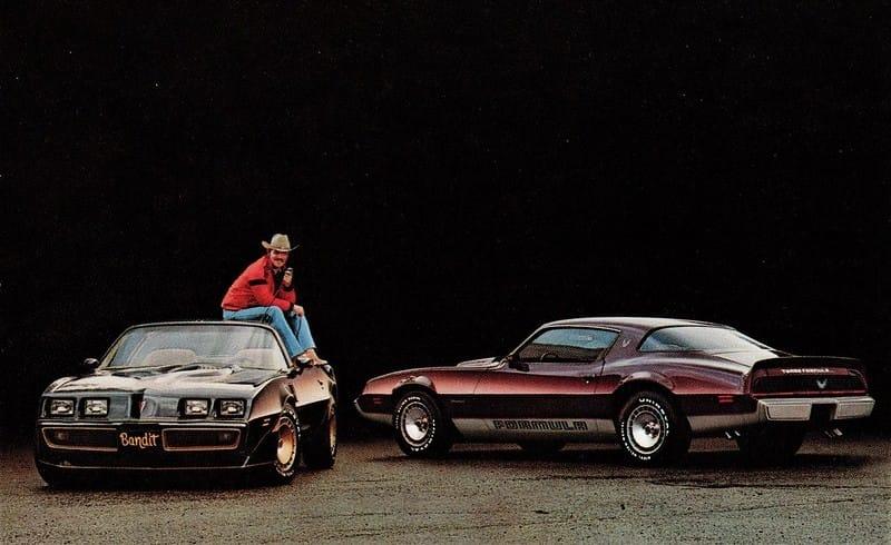 Burt Reynolds Cars