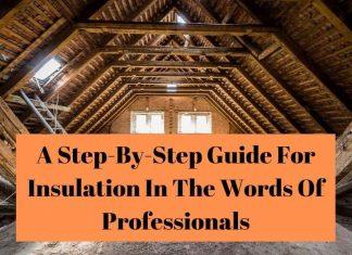 insulation guide