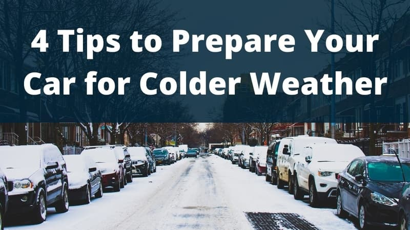 Prepare Your Car for Colder Weather