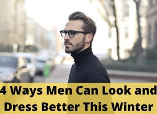 Men Winters Dressing