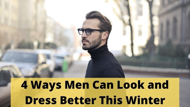 Men Winters Dressing