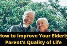 How to Improve Your Elderly Parent's Quality of Life