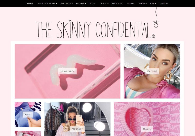 fashion and lifestyle blogs