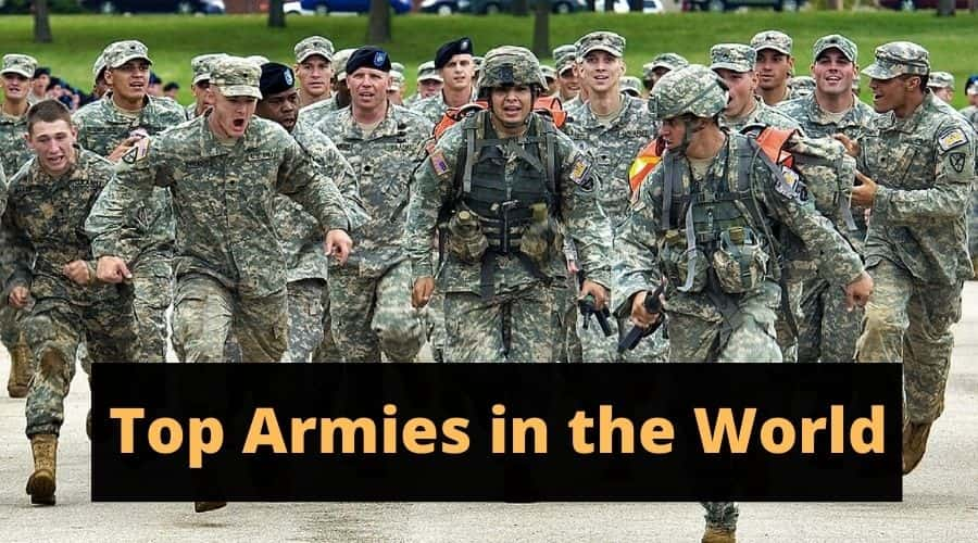 Top Armies in the World