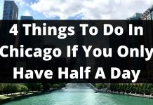 4 Things To Do In Chicago If You Only Have Half A Day