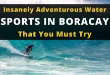 Insanely Adventurous Water Sports In Boracay That You Must Try