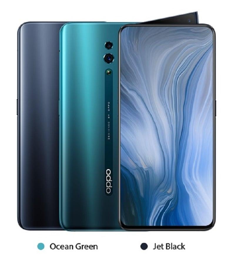 Oppo Reno 10x Zoom-