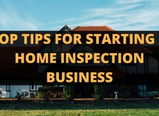 HOME INSPECTION BUSINESS