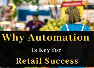 Why automation is key for retail success