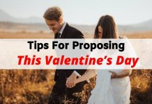 Tips For Proposing This Valentine's Day