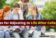 Tips for Adjusting to Life After College
