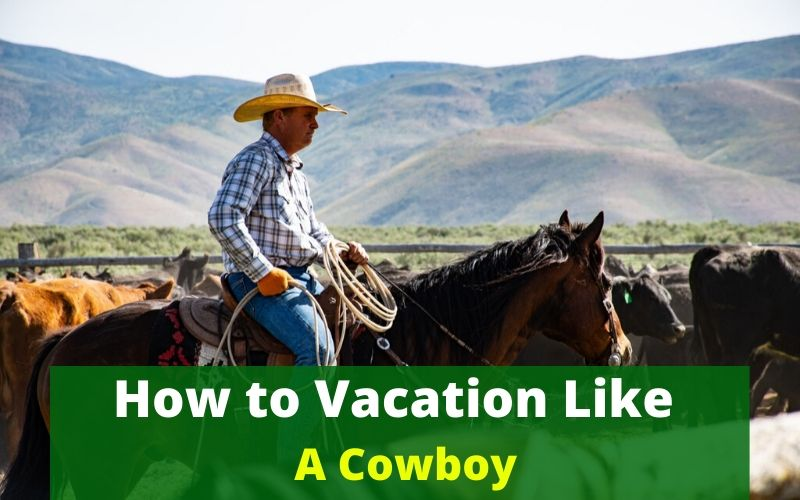 How to Vacation Like a Cowboy