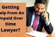 Unpaid Overtime Lawyer