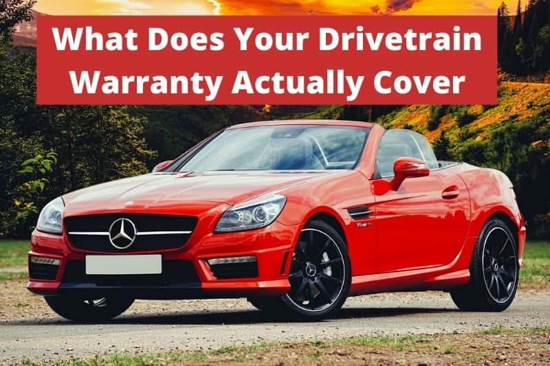drivetrain warranty