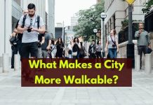 walkable countries