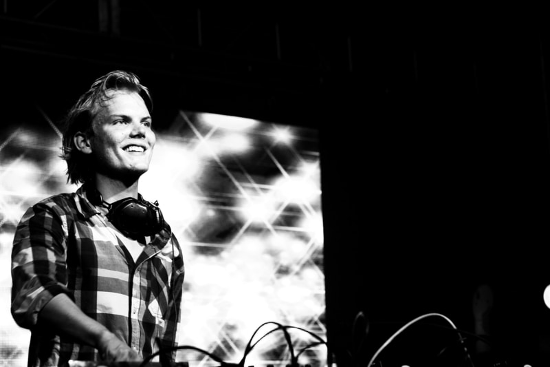 Avicii - most famous celebrities in the world