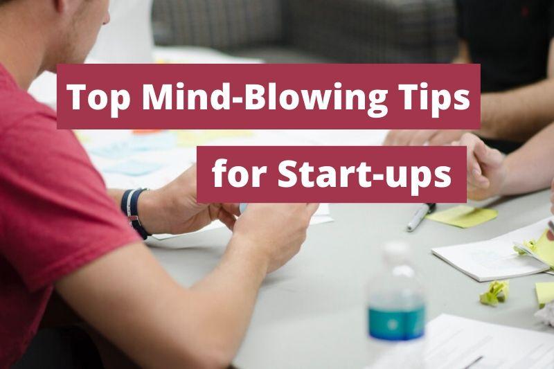 Start-ups tips