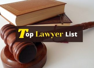 Top Lawyer List