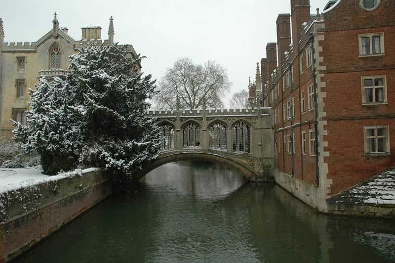 cambridge River